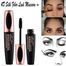 <b>4D Silk Fiber Lash</b> Mascara Waterproof Rimel 3d Mascara For ...