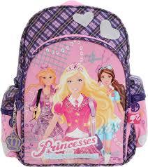 <b>Barbie Рюкзак</b> детский Princess In Progress <b>цвет</b> розовый ...