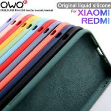 Original velvet Liquid Silicone Case For Xiaomi mi 9 9SE 10 ... - Vova