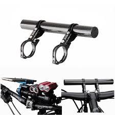 <b>GUB</b> G-202 <b>Bicycle Bike</b> Double Handlebar Extension Mount ...