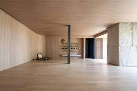 100A associates <b>designs minimalist</b> yoga center featuring pastel ...