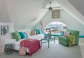coastal chic mid sized coastal enclosed family room photo in providence with gray walls and light chic family room decorating ideas