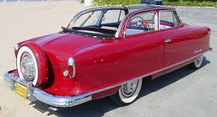 Image result for nash rambler convertible