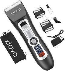 xtava Pro Cordless Hair Clippers and Beard Trimmer ... - Amazon.com