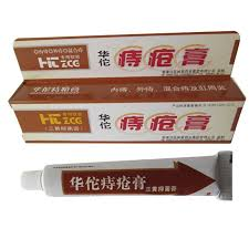 <b>Hua Tuo</b> Haemorrhoids Cream ₱40 4 sold