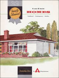 Weyerhaeuser House plan Brochures   Mid Century Home Design     Weyerhauser Cover For some years during the mid century  Weyerhaeuser designed house plans