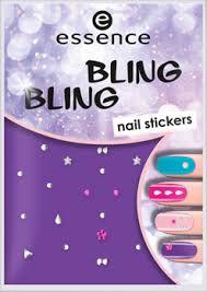 <b>Essence Bling Bling Nail Stickers</b> 01
