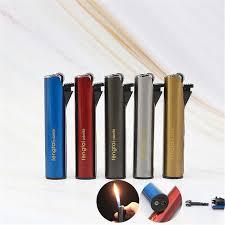 Creative cigarette shape lighter 8.5*0.85cm <b>portable</b> cigarette size ...