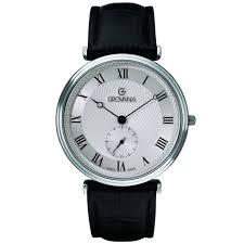 <b>Часы Grovana</b> Traditional <b>1276.5538</b> купить в Москве по выгодной ...