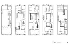 Townhouse Design PlansFloor plan