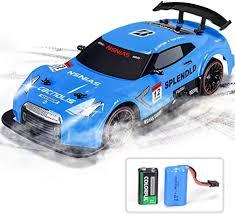 WOCKODER RC Car Electric Racing Drift Car <b>1/14 2.4Ghz Wireless</b> ...