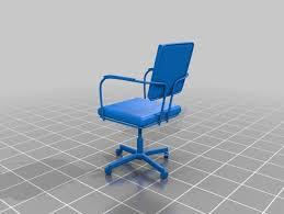 art art deco office chair