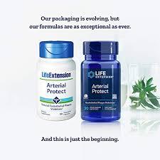 Life Extension <b>Arterial Protect 30 Vegetarian</b> Capsules - Buy Online ...