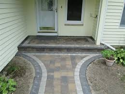 ideas patio steps pinterest pavers