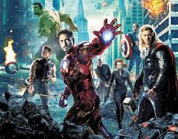 Espectacular el estreno de The Avengers, the avengers, estreno the avengers