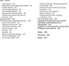 supervision samuel c certo steinmetz professor of management interview 494 part one concepts 496 summary 496 key terms 497 review and discussion questions