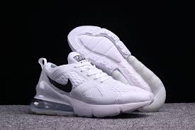 <b>High Quality Men's</b> Nike Air Max 270 White/Black Newest ...