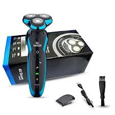 NOYMI Men's <b>Electric Shavers</b> Razor for <b>4D</b> Rechargeable IPX7 ...