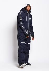 Men's <b>One Piece</b> Ski & Snowboard Suits - Oneskee – oneskee