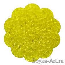 Купить <b>Бисер TOHO</b> круглый 5г. <b>0012</b>-Желтый <b>№</b>15 с доставкой ...