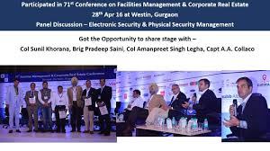 panel discussion electronic physical security management saurabh bareja pulse linkedin corporate physical security jobs
