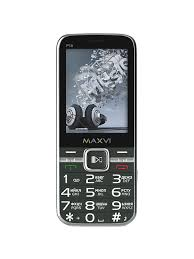 Мобильный <b>телефон Maxvi P18</b> Military — купить в интернет ...