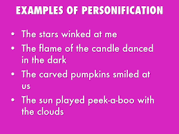 pictures personification examples homes figurative language by kassandra pastor