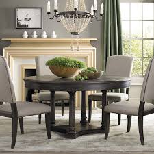 Grey Dining Room Table Sets Round Dining Table Sets Decoration Ideas