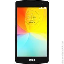 Смартфон LG D295 L Fino White