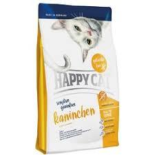 Сухой корм Happy Cat <b>La</b> Cuisine для <b>кошек</b> с кроликом
