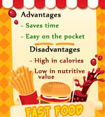 essay junk food advantage and disadvantage of fast food essay  writing a good essay