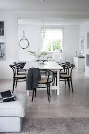 thonet chairs in black black bentwood chairs