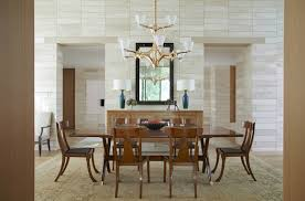 style dining room paradise valley arizona love: a brass chandelier hangs over the dining table in this scottsdale arizona house designed by jan showers amp associates less shiny elements in the space