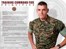 leadership posters poster training command 5 bgen bohm