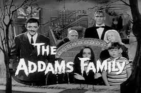 tv show gifs addams family set