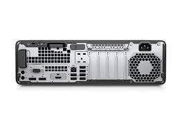 <b>HP EliteDesk 800 G5</b> Small Form Factor PC
