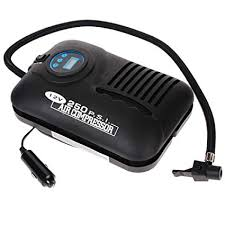 Hyfive 520252-AMB Travel <b>Portable Digital</b> DC <b>Electric Air</b> ...