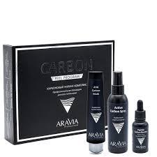 Aravia Professional <b>Карбоновый пилинг-комплекс Carbon Peel</b> ...