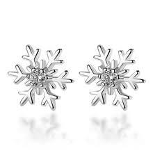 Buy <b>snowflake stud</b> and get free shipping on AliExpress.com
