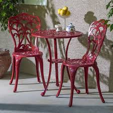 Bain <b>3 Piece Bistro Set</b> (With images) | Outdoor patio furniture sets ...