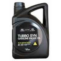 <b>Моторное масло</b> MOBIS Turbo SYN Gasoline 5W-30 4 л ...