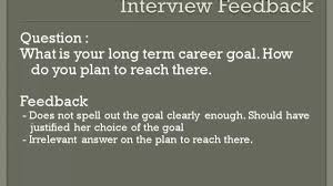 what is your career goal fresher interview what is your career goal fresher interview