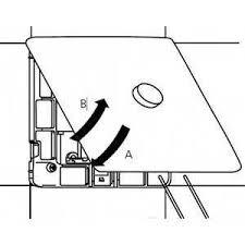 Кран Ideal Standard Для Писсуара W390101 Встроенный ...