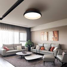 <b>LED Ceiling Light Nordic</b> Style Lamp Living Room Lighting Fixture ...