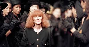 <b>Sonia Rykiel</b>, the French fashion designer called 'the queen of ...