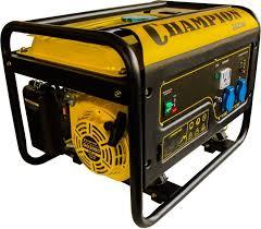 Купить <b>Бензиновый генератор CHAMPION GG2000</b>, 220 В, 2.3кВт ...