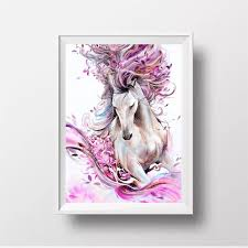 <b>AZQSD Diamond</b> Painting <b>Animal</b> Cross Stitch Picture of ...