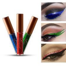 <b>HANDAIYAN</b> Matte <b>Liquid</b> Eyeliner Bright <b>Color</b> Waterproof Eye ...