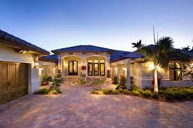 Florida Style House Plans   Plan   Florida Style Home Design