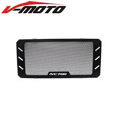 2019 Black <b>Motorcycle Accessories Radiator Guard</b> Protector Grille ...